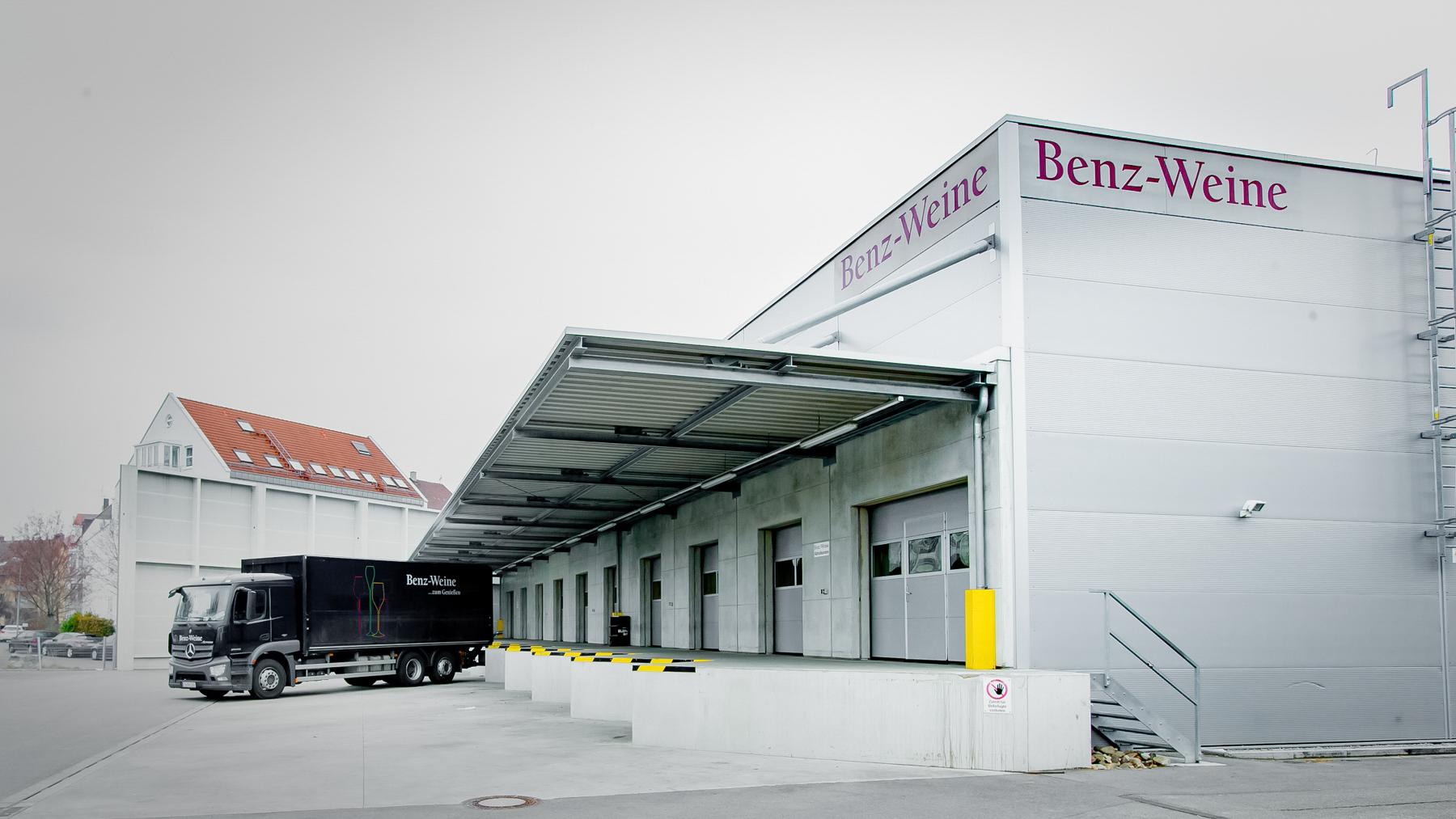 Benz Weine Stuttgart